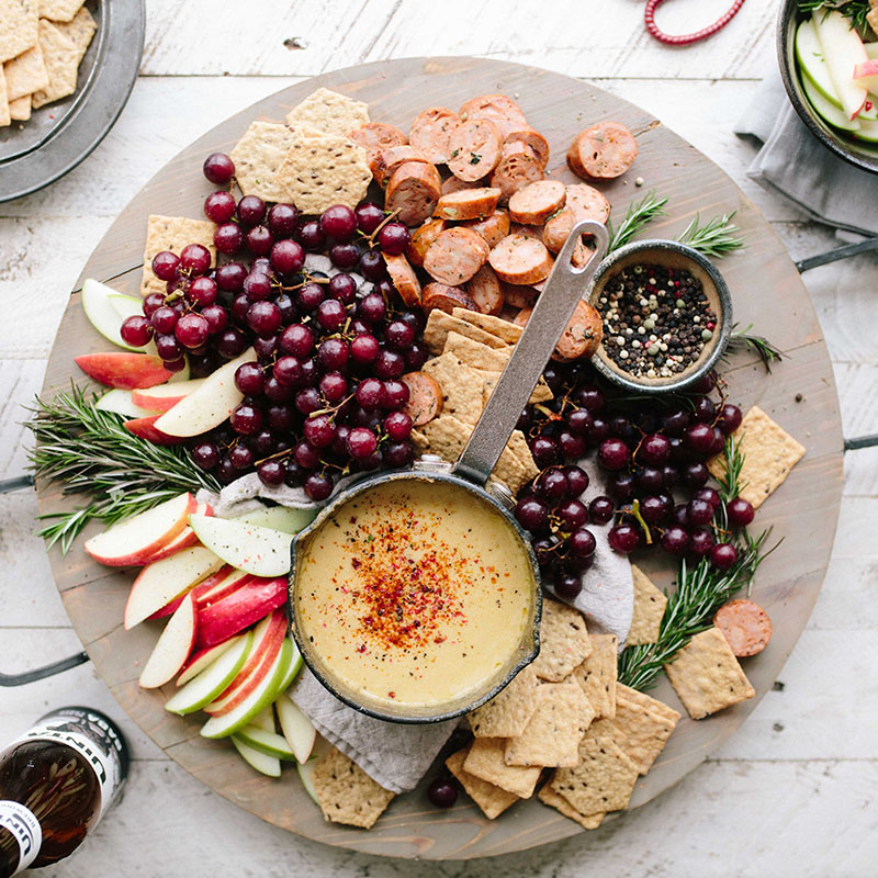 Platters & Canapes